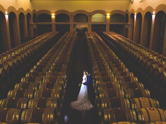 La boda de Antonio y Cristina en Aranjuez, Madrid 33