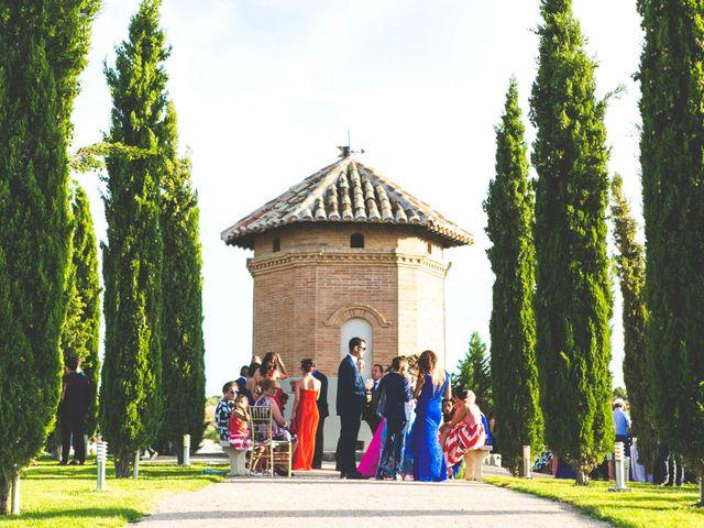 La boda de Antonio y Cristina en Aranjuez, Madrid 35