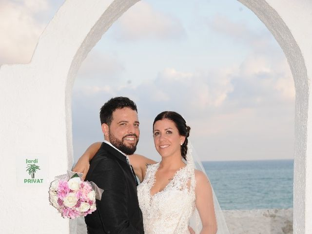 La boda de Javier  y Laura  en Vilanova I La Geltru, Barcelona 23