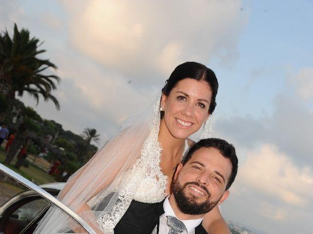 La boda de Javier  y Laura  en Vilanova I La Geltru, Barcelona 24