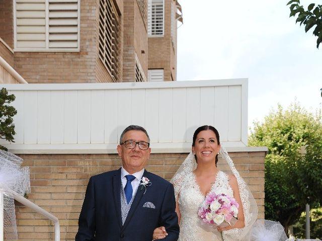 La boda de Javier  y Laura  en Vilanova I La Geltru, Barcelona 25
