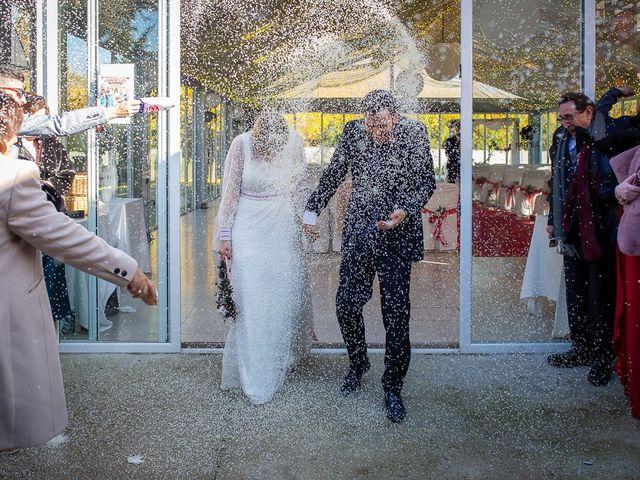 La boda de Juanjo y Inés en Zaragoza, Zaragoza 39