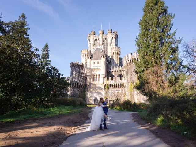 La boda de Eneritz y Borja en Erandio, Vizcaya 2