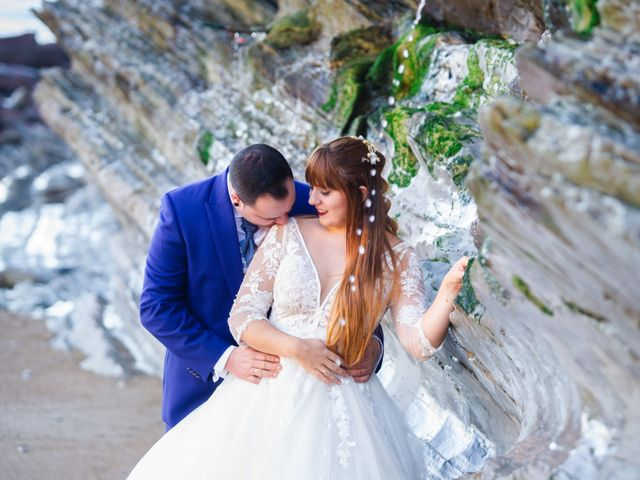 La boda de Eneritz y Borja en Erandio, Vizcaya 8