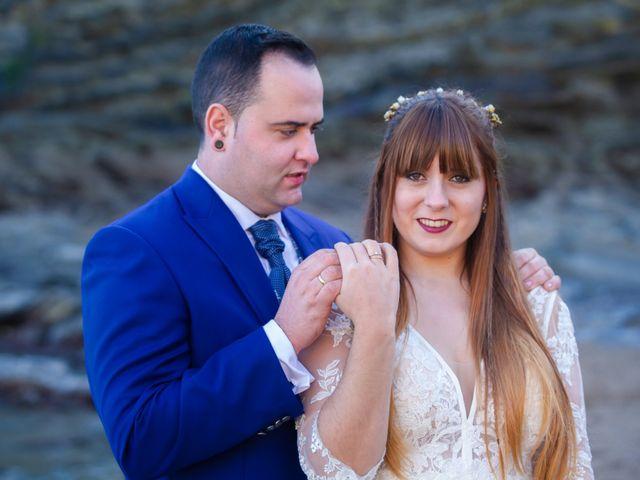 La boda de Eneritz y Borja en Erandio, Vizcaya 11