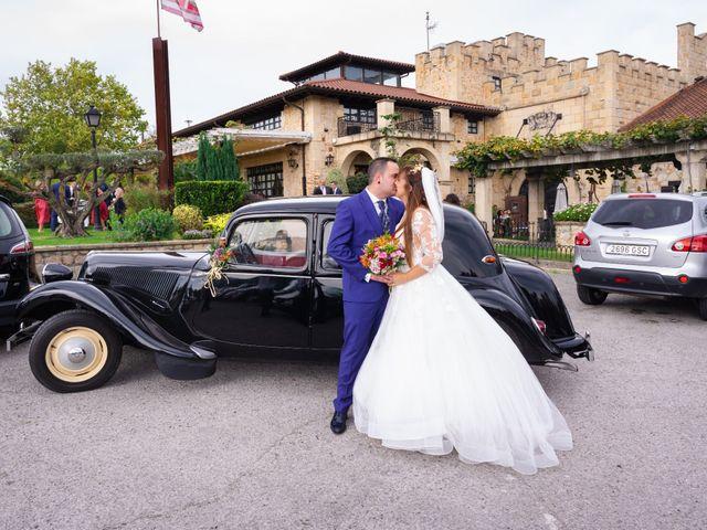 La boda de Eneritz y Borja en Erandio, Vizcaya 19