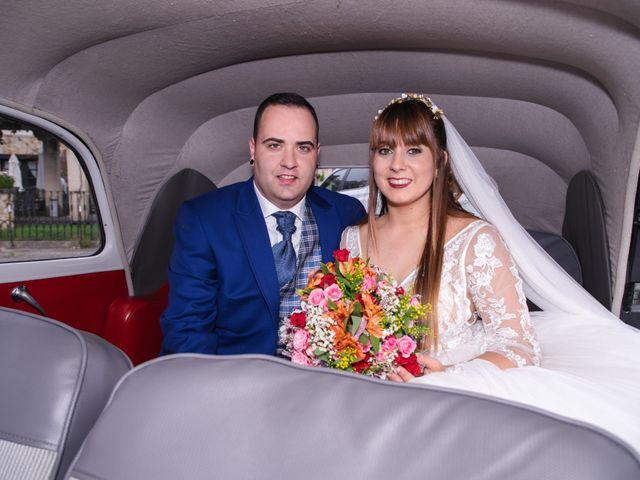 La boda de Eneritz y Borja en Erandio, Vizcaya 20