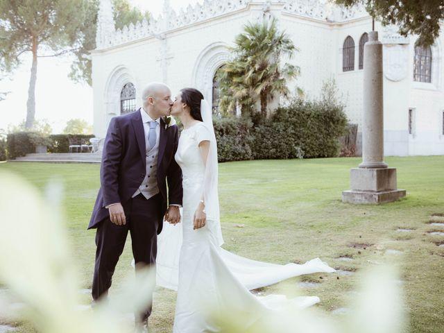 La boda de Alberto y Daniela en Soto De Viñuelas, Madrid 18