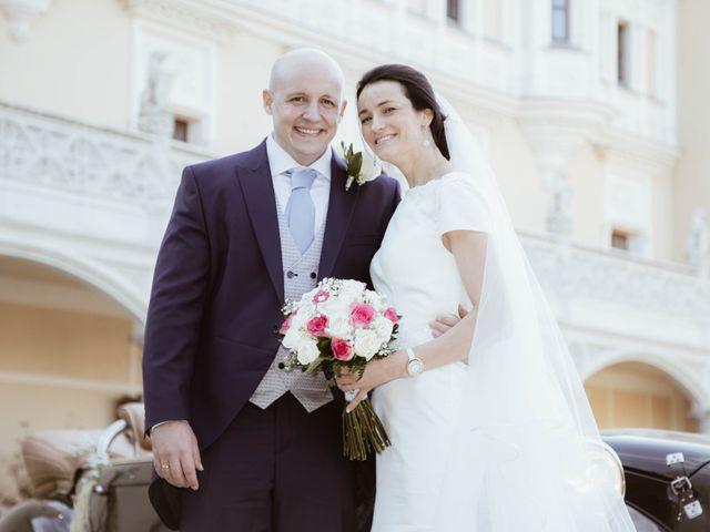 La boda de Alberto y Daniela en Soto De Viñuelas, Madrid 19