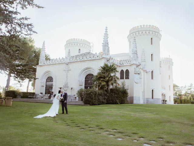 La boda de Alberto y Daniela en Soto De Viñuelas, Madrid 20