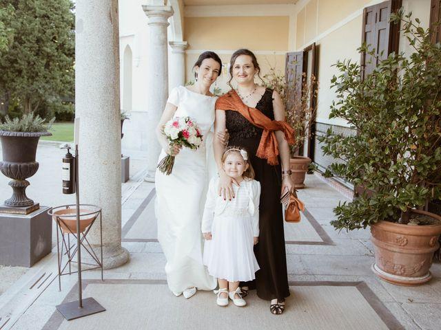 La boda de Alberto y Daniela en Soto De Viñuelas, Madrid 25
