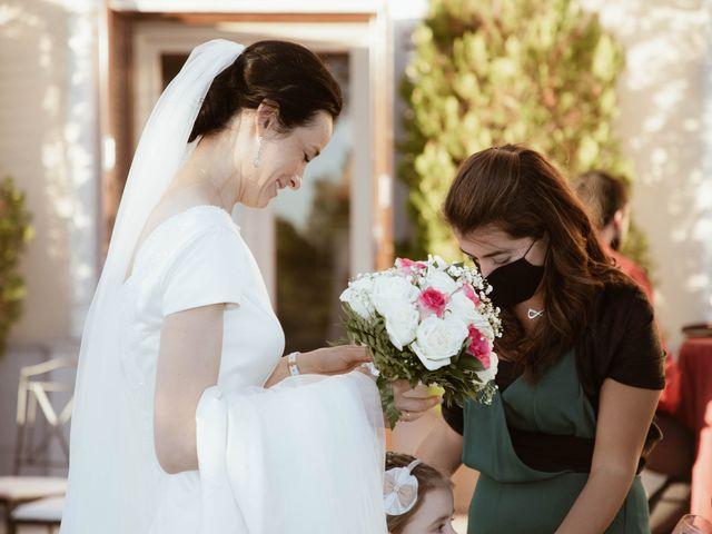 La boda de Alberto y Daniela en Soto De Viñuelas, Madrid 28