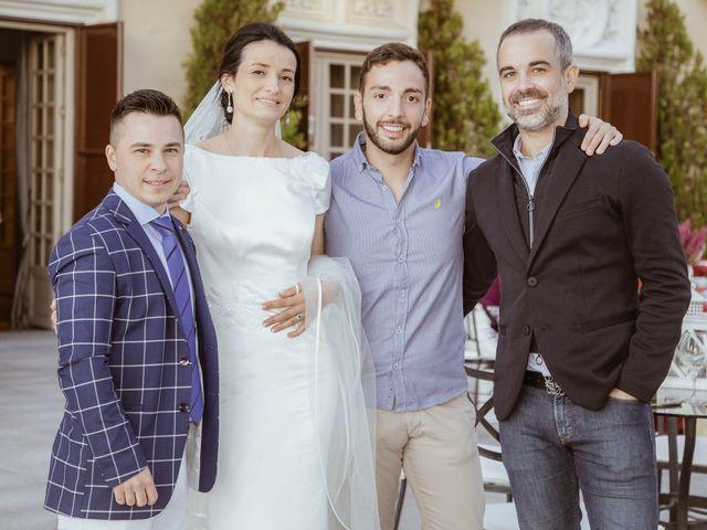 La boda de Alberto y Daniela en Soto De Viñuelas, Madrid 29
