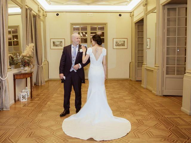 La boda de Alberto y Daniela en Soto De Viñuelas, Madrid 30