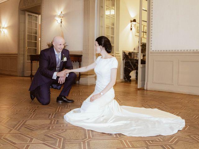 La boda de Alberto y Daniela en Soto De Viñuelas, Madrid 31