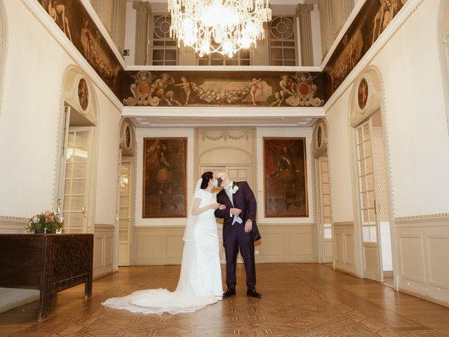 La boda de Alberto y Daniela en Soto De Viñuelas, Madrid 36