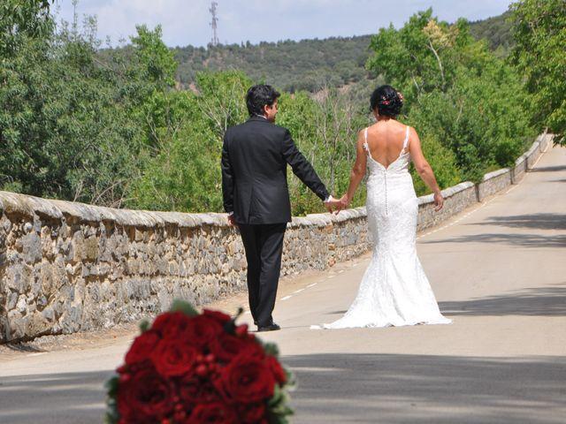 La boda de Diego y Sonia en Soria, Soria 1