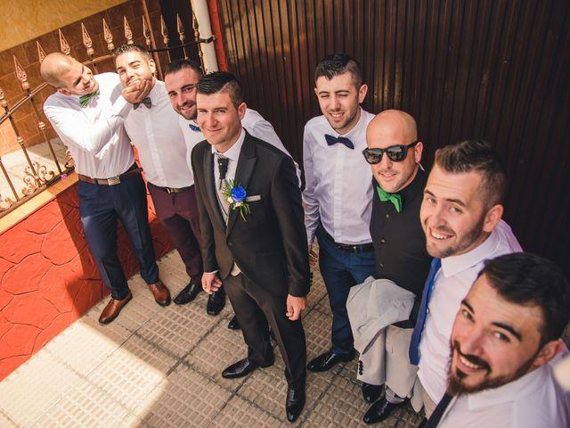La boda de Mario y Laura en Orihuela, Alicante 12