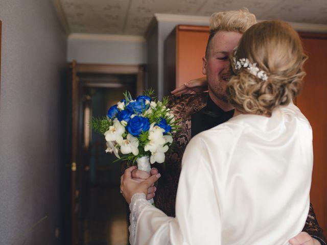 La boda de Mario y Laura en Orihuela, Alicante 17