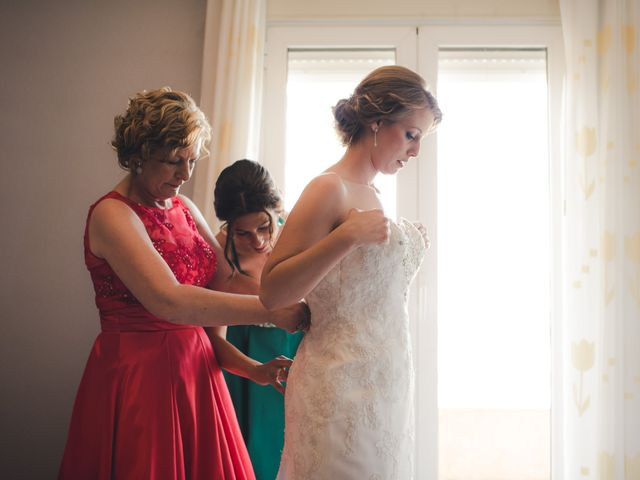 La boda de Mario y Laura en Orihuela, Alicante 20