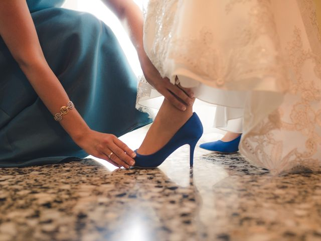 La boda de Mario y Laura en Orihuela, Alicante 22