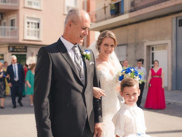 La boda de Mario y Laura en Orihuela, Alicante 28