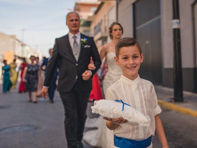 La boda de Mario y Laura en Orihuela, Alicante 29