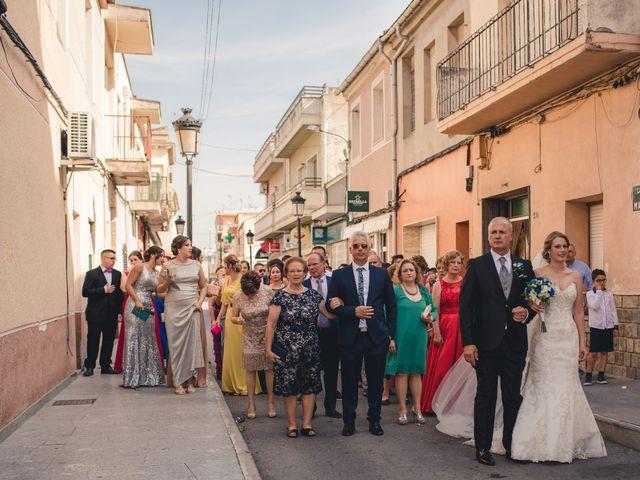 La boda de Mario y Laura en Orihuela, Alicante 30