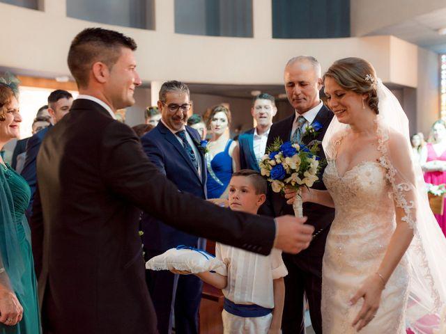 La boda de Mario y Laura en Orihuela, Alicante 33