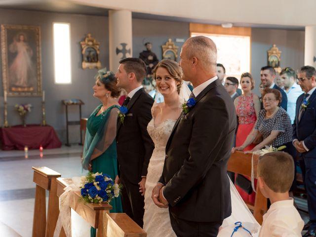 La boda de Mario y Laura en Orihuela, Alicante 34