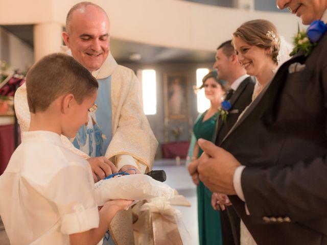 La boda de Mario y Laura en Orihuela, Alicante 39