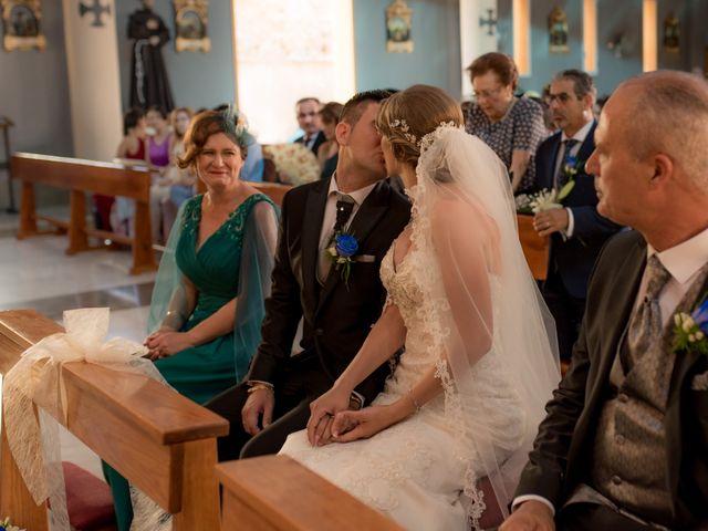La boda de Mario y Laura en Orihuela, Alicante 42