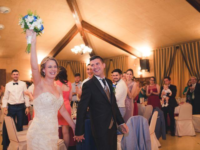 La boda de Mario y Laura en Orihuela, Alicante 1