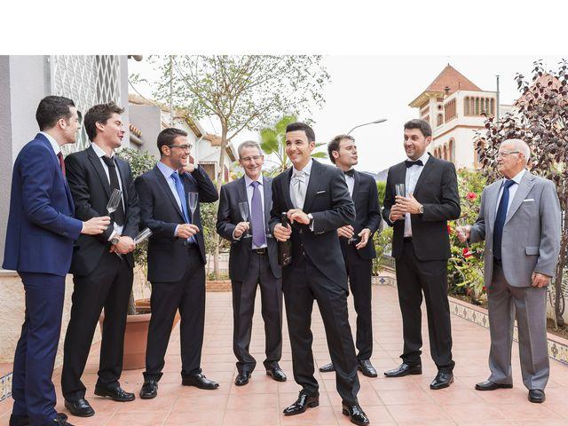 La boda de Pablo y Raquel en La Vall D'uixó, Castellón 12