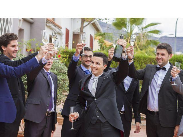 La boda de Pablo y Raquel en La Vall D'uixó, Castellón 13