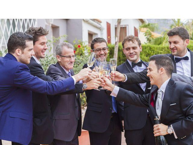 La boda de Pablo y Raquel en La Vall D'uixó, Castellón 14