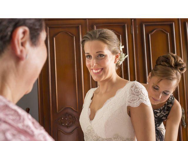 La boda de Pablo y Raquel en La Vall D'uixó, Castellón 16