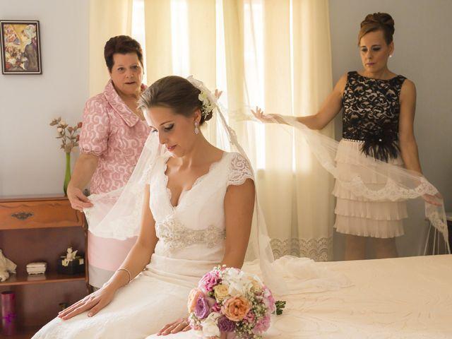 La boda de Pablo y Raquel en La Vall D'uixó, Castellón 24