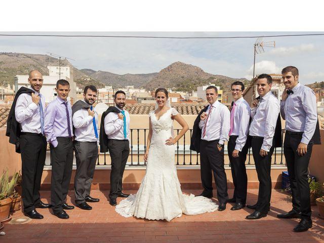La boda de Pablo y Raquel en La Vall D'uixó, Castellón 33