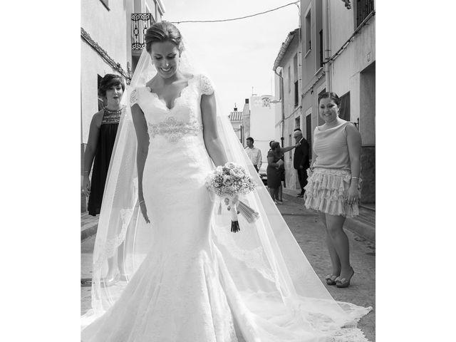 La boda de Pablo y Raquel en La Vall D'uixó, Castellón 34