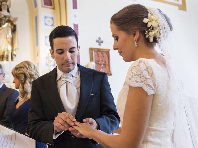La boda de Pablo y Raquel en La Vall D'uixó, Castellón 40