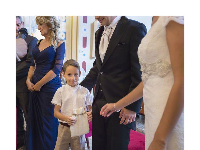 La boda de Pablo y Raquel en La Vall D'uixó, Castellón 41