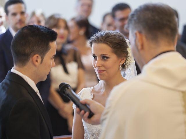La boda de Pablo y Raquel en La Vall D'uixó, Castellón 42