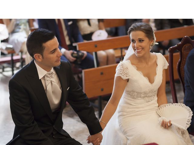 La boda de Pablo y Raquel en La Vall D'uixó, Castellón 45