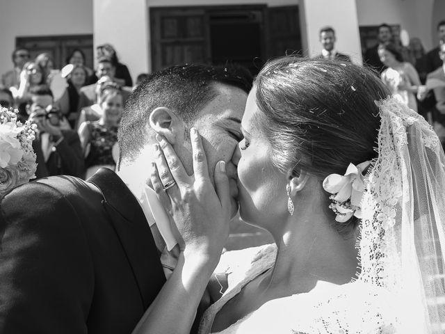 La boda de Pablo y Raquel en La Vall D'uixó, Castellón 51