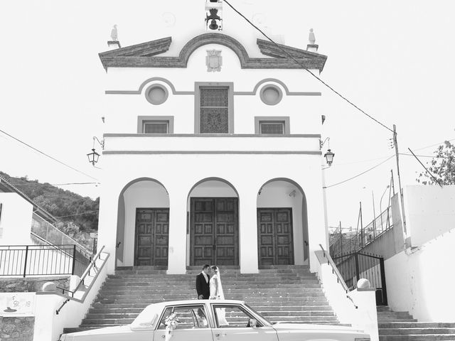 La boda de Pablo y Raquel en La Vall D'uixó, Castellón 52