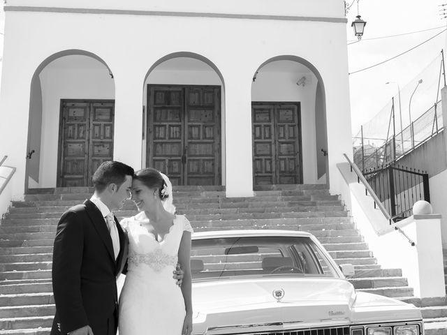 La boda de Pablo y Raquel en La Vall D'uixó, Castellón 53