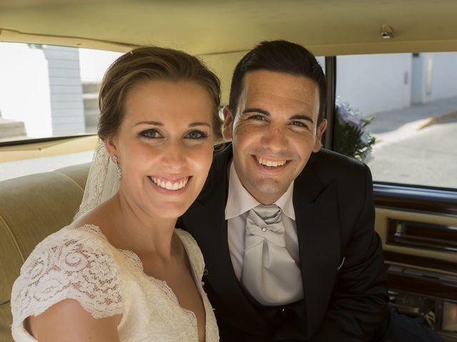 La boda de Pablo y Raquel en La Vall D'uixó, Castellón 54