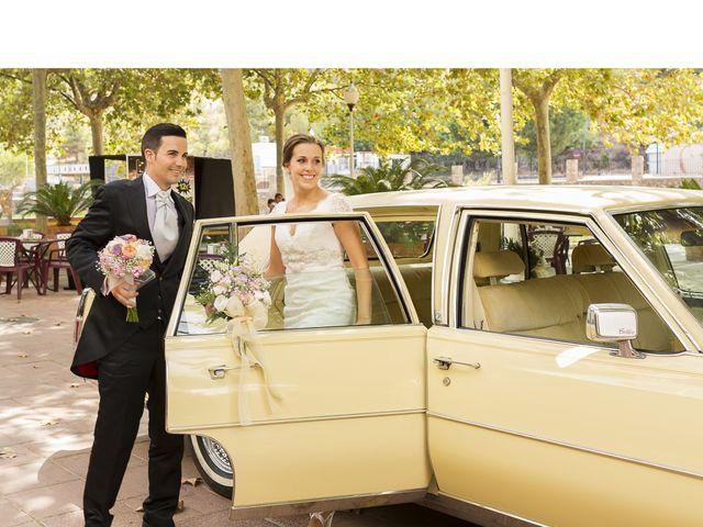 La boda de Pablo y Raquel en La Vall D'uixó, Castellón 55