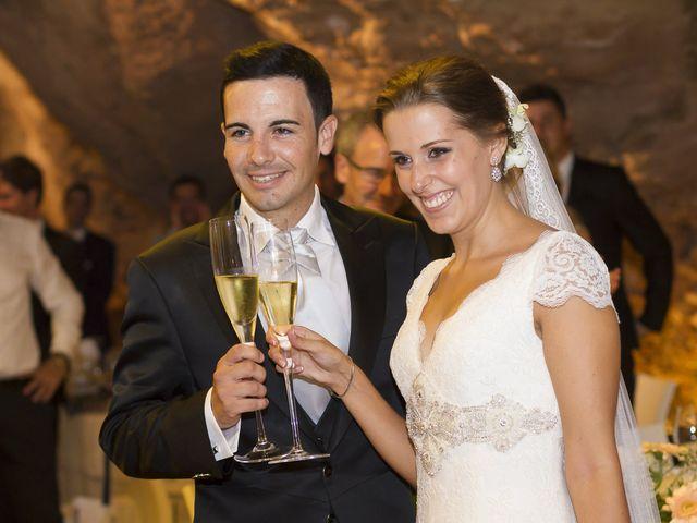 La boda de Pablo y Raquel en La Vall D'uixó, Castellón 56